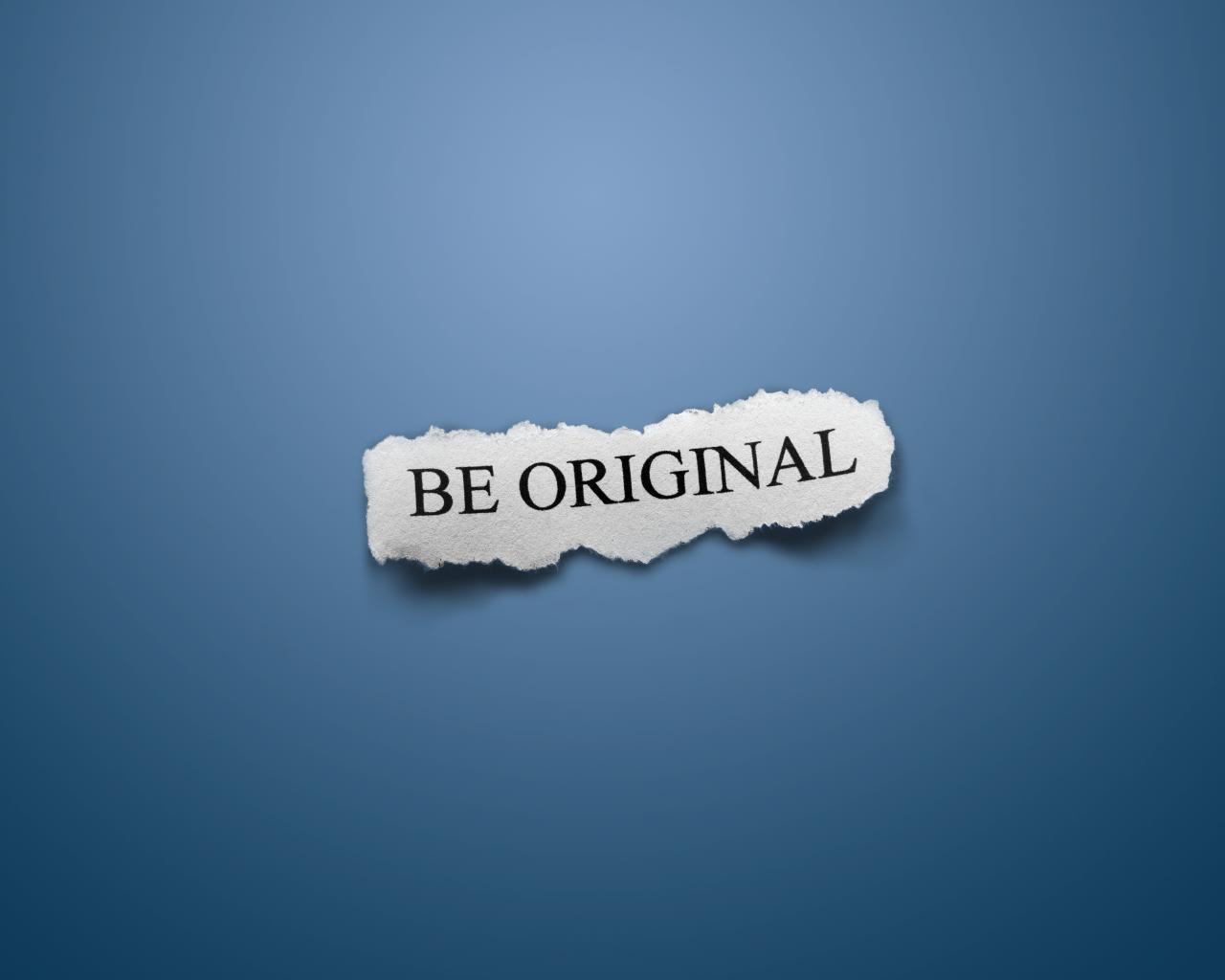Be An